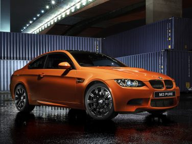 BMW E92 M3 Pure Edition