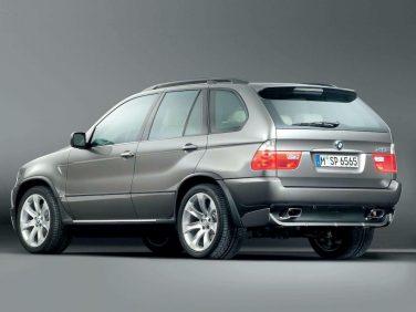 BMW E53 X5 4.8is