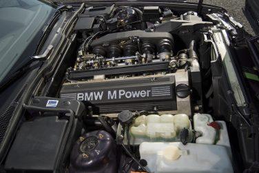 BMW E34 S38 engine
