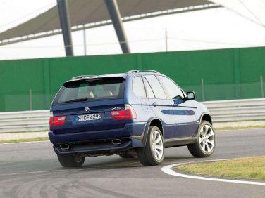 BMW E53 4.8is X5