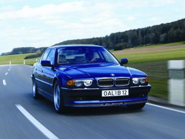 BMW E38 Alpina B12