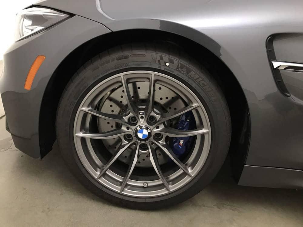 BMW F82 M4 style 514m wheel