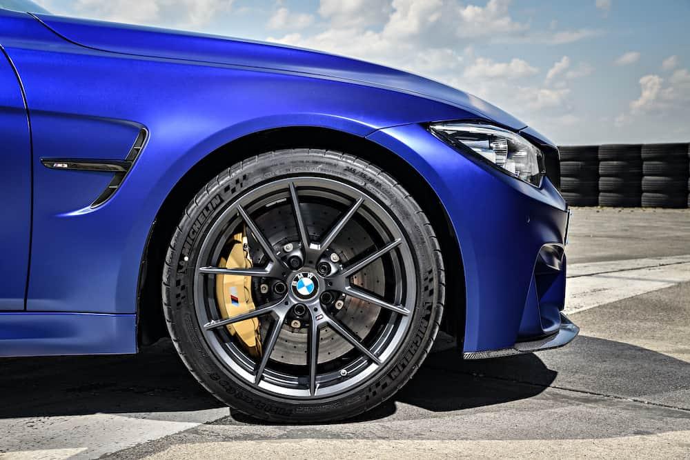 BMW M4 CS 763m wheel style