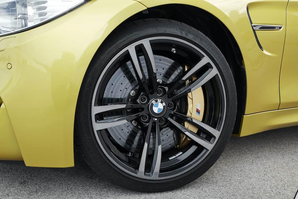 bmw m4 style 437m wheel specs