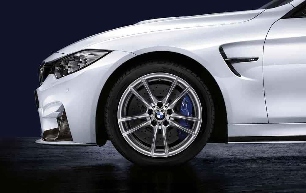 BMW Style 640M wheel