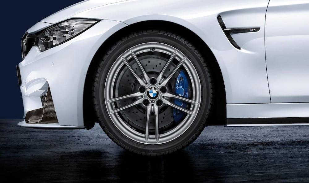 BMW Style 641M wheel specs