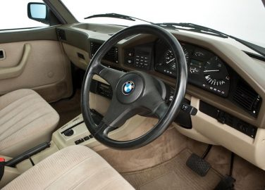 bmw e28 interior