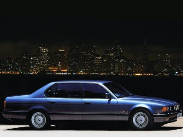 BMW E32 7 series