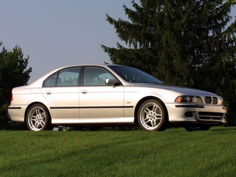 BMW E39 style 37 wheels