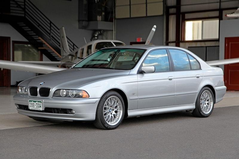 BMW E39 style 42 wheels