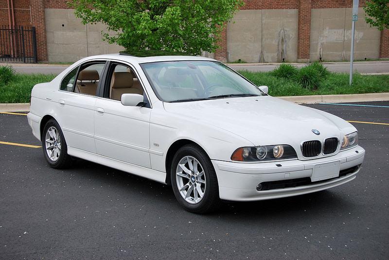 BMW E39 Style 50