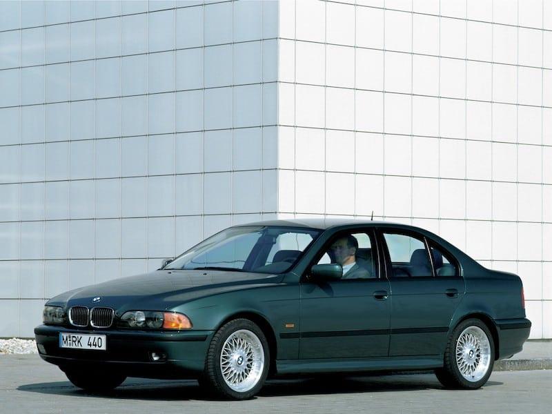BMW style 5 BBS