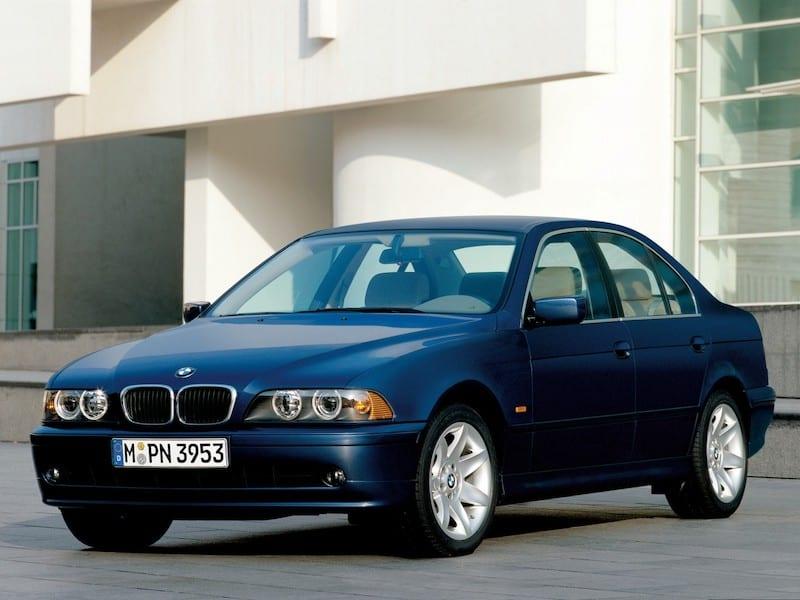 BMW E39 style 81 wheels