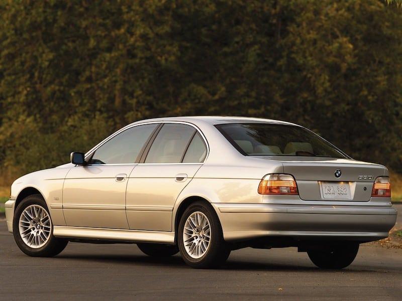 BMW E39 style 82 wheels