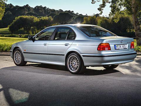 BMW E39 Wheel Style