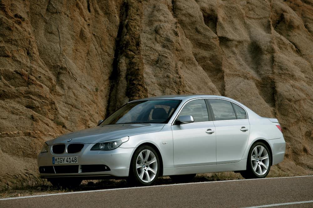 BMW E60 style 124 wheel