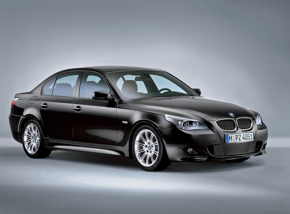 BMW E60 style 135m