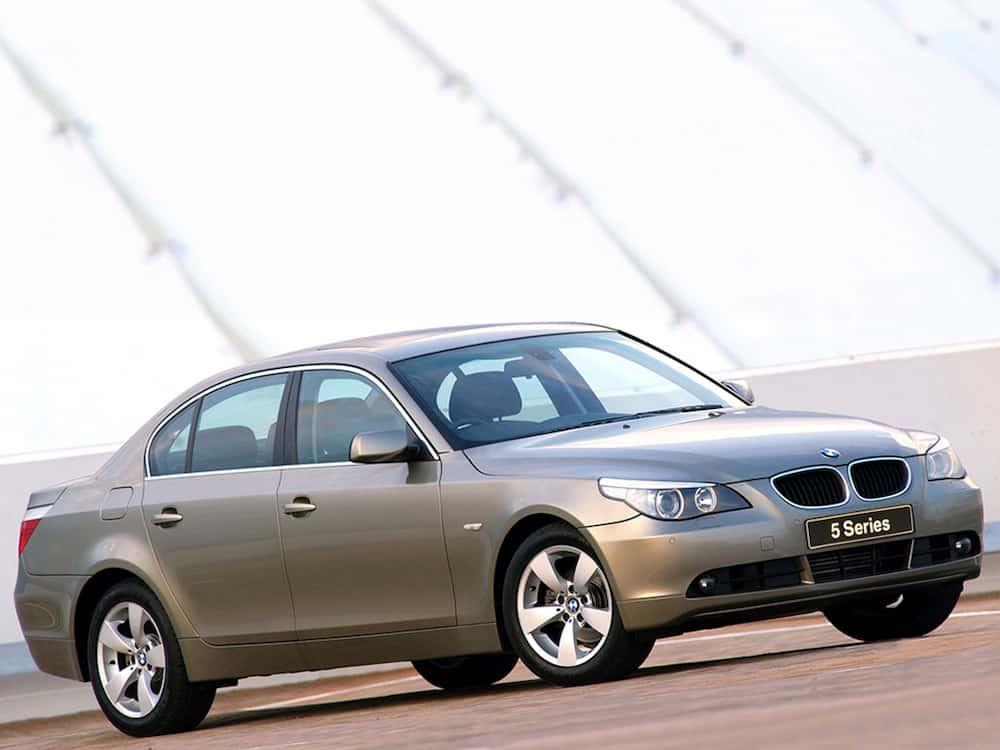 BMW E60 style 138 wheel