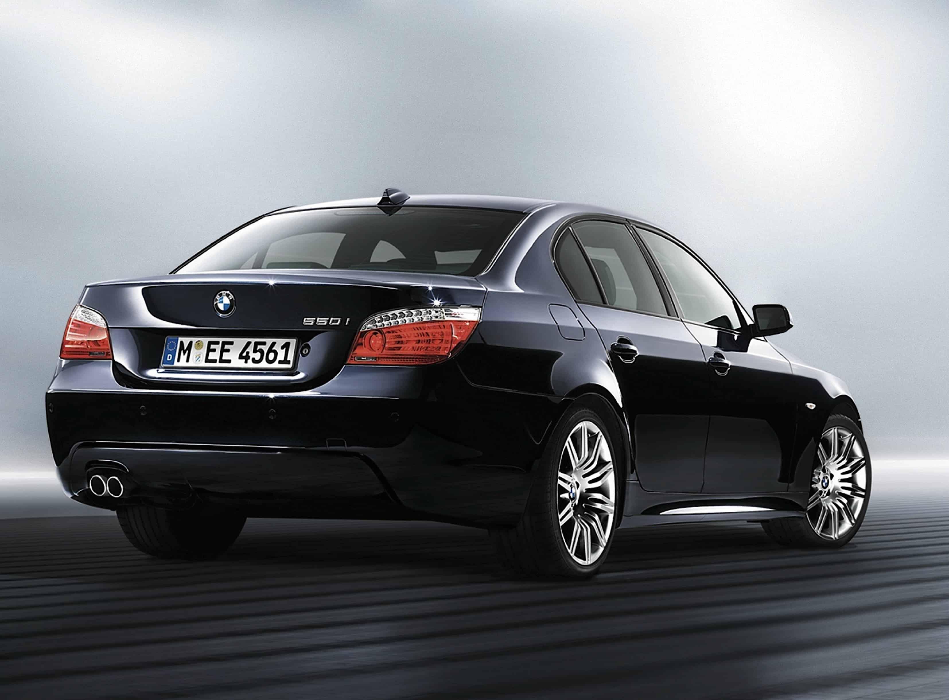 BMW E60 style 172m