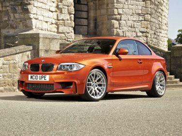 BMW E82 1M coupe