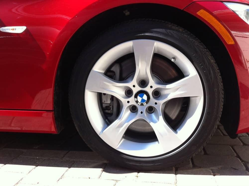 BMW E92 style 339 wheel