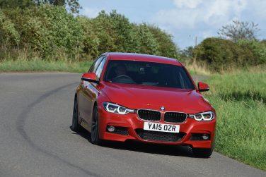 BMW F30 Msport