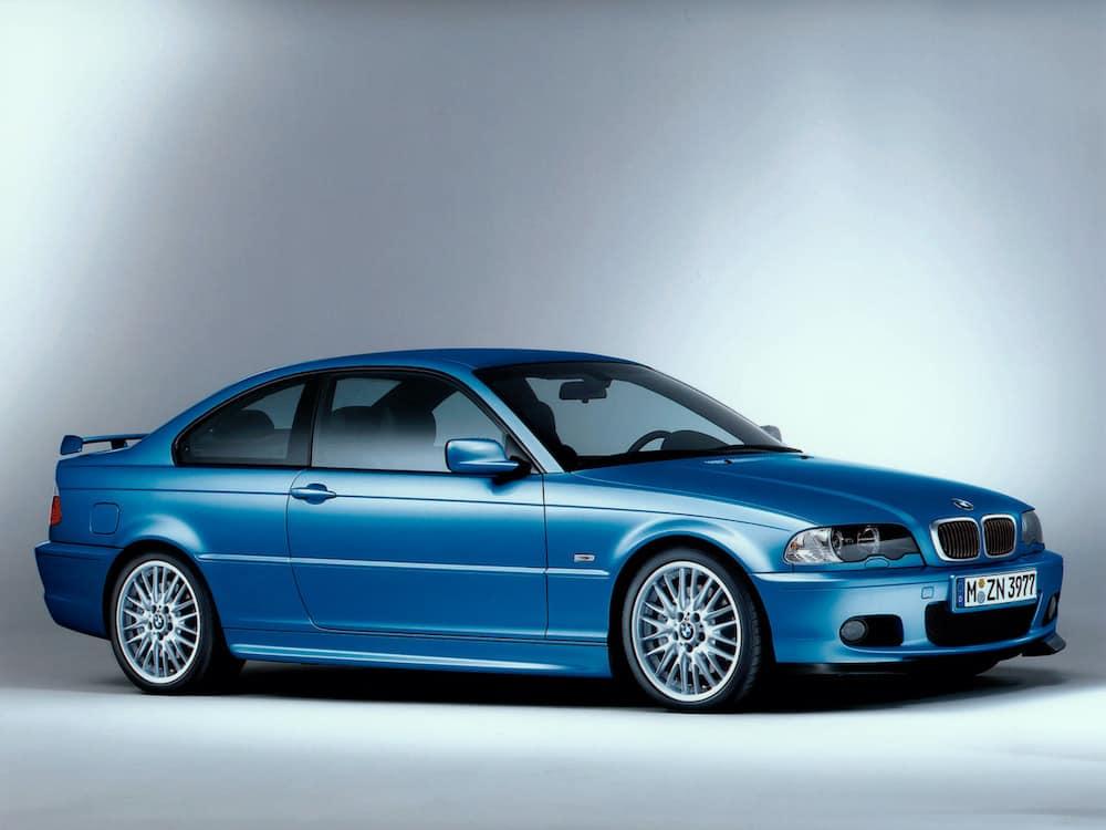 BMW E46 Style 72m