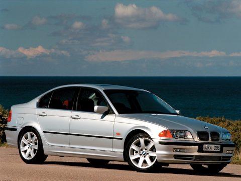 BMW E46 wheel options