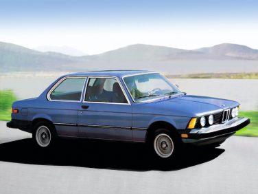 BMW E21 front