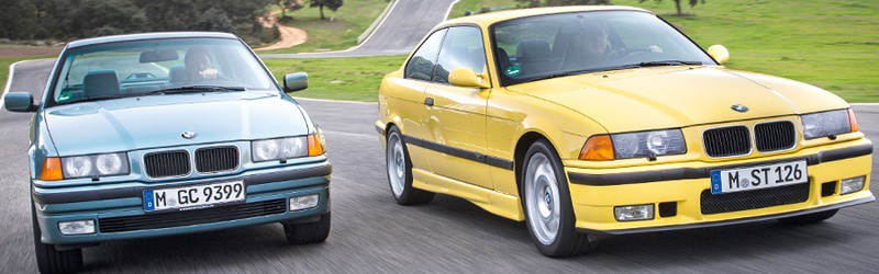 BMW E36 reference guides