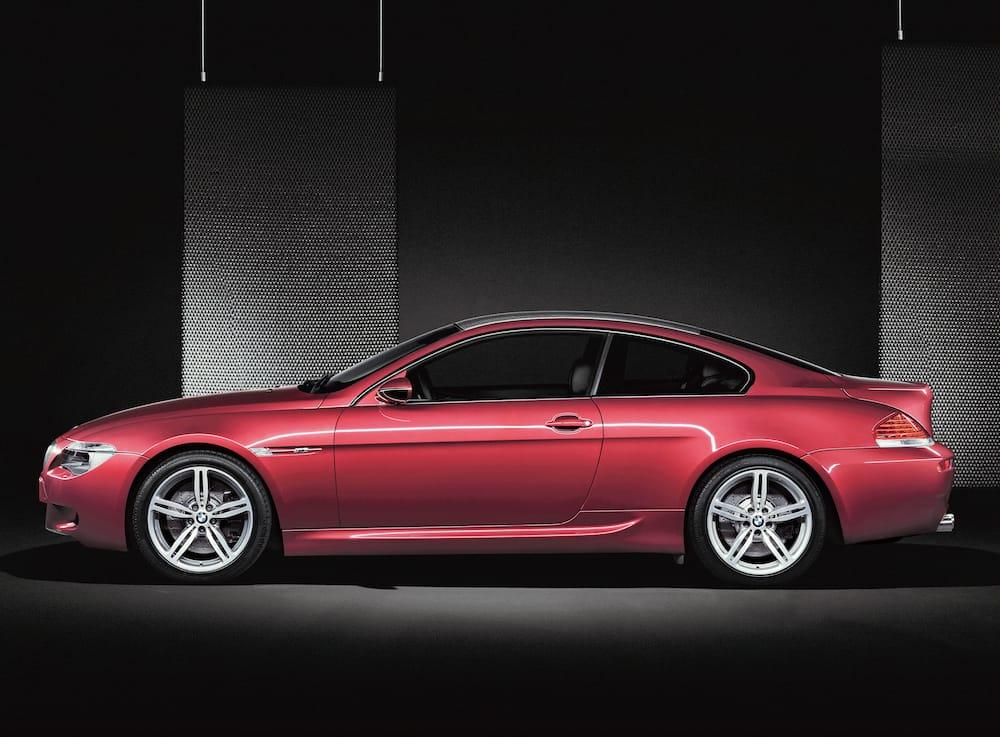 BMW E63 M6 wheel style 167m
