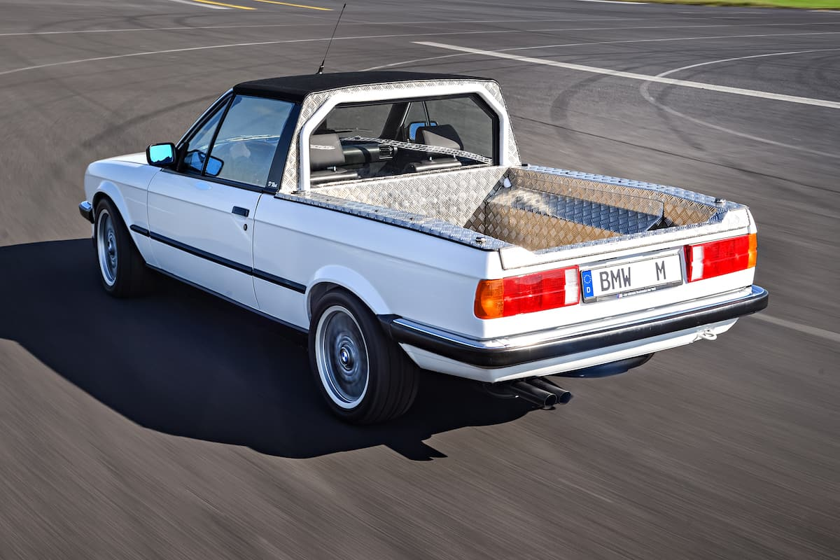 BMW E30 M3 Pickup