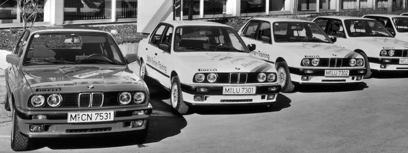 BMW E30 production number data
