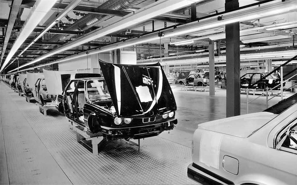 bmw e30 production numbers