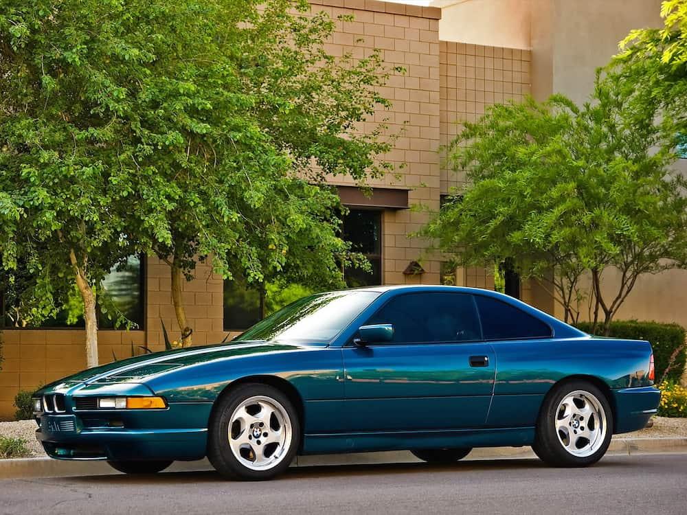 BMW E31 wheel style 21
