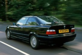 BMW E36 Production Data