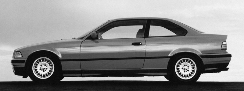 BMW E36 production number data