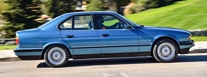 BMW E34 paint code colors