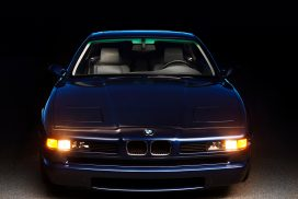 BMW E31 paint code color options