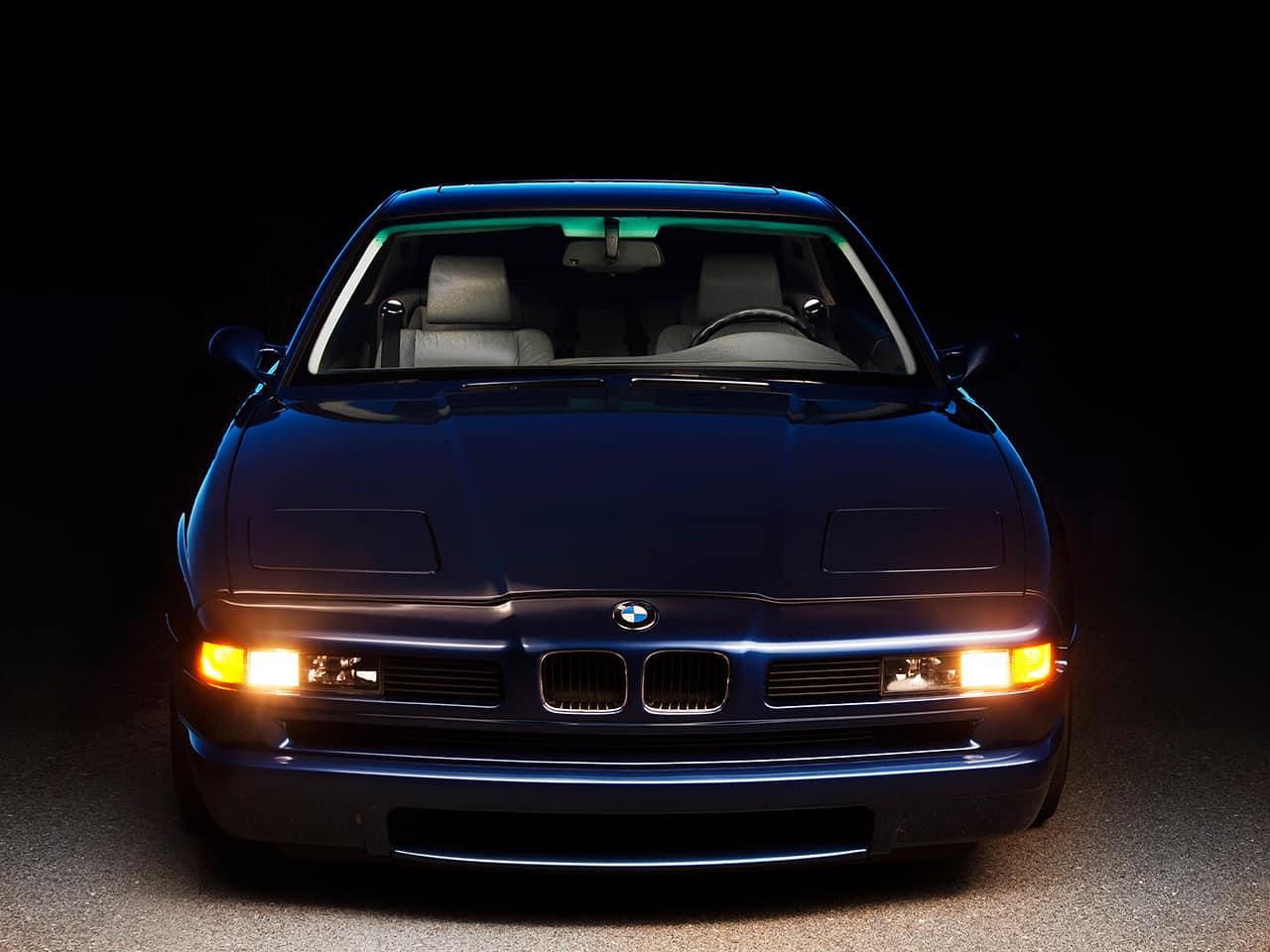 BMW E31 paint code color options