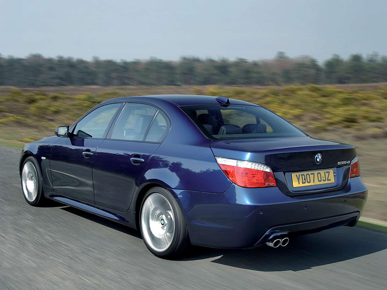 BMW E60 paint codes