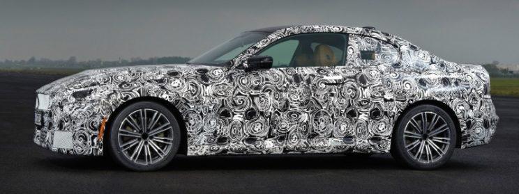 Bmw vinyl wrap swirl test vehicle