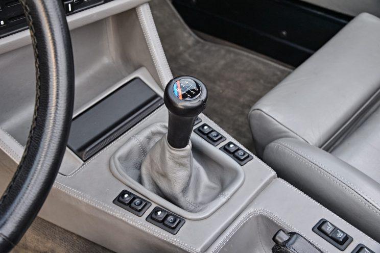 bmw dogleg gearbox explained