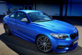 BMW F22 paint codes estoril blue