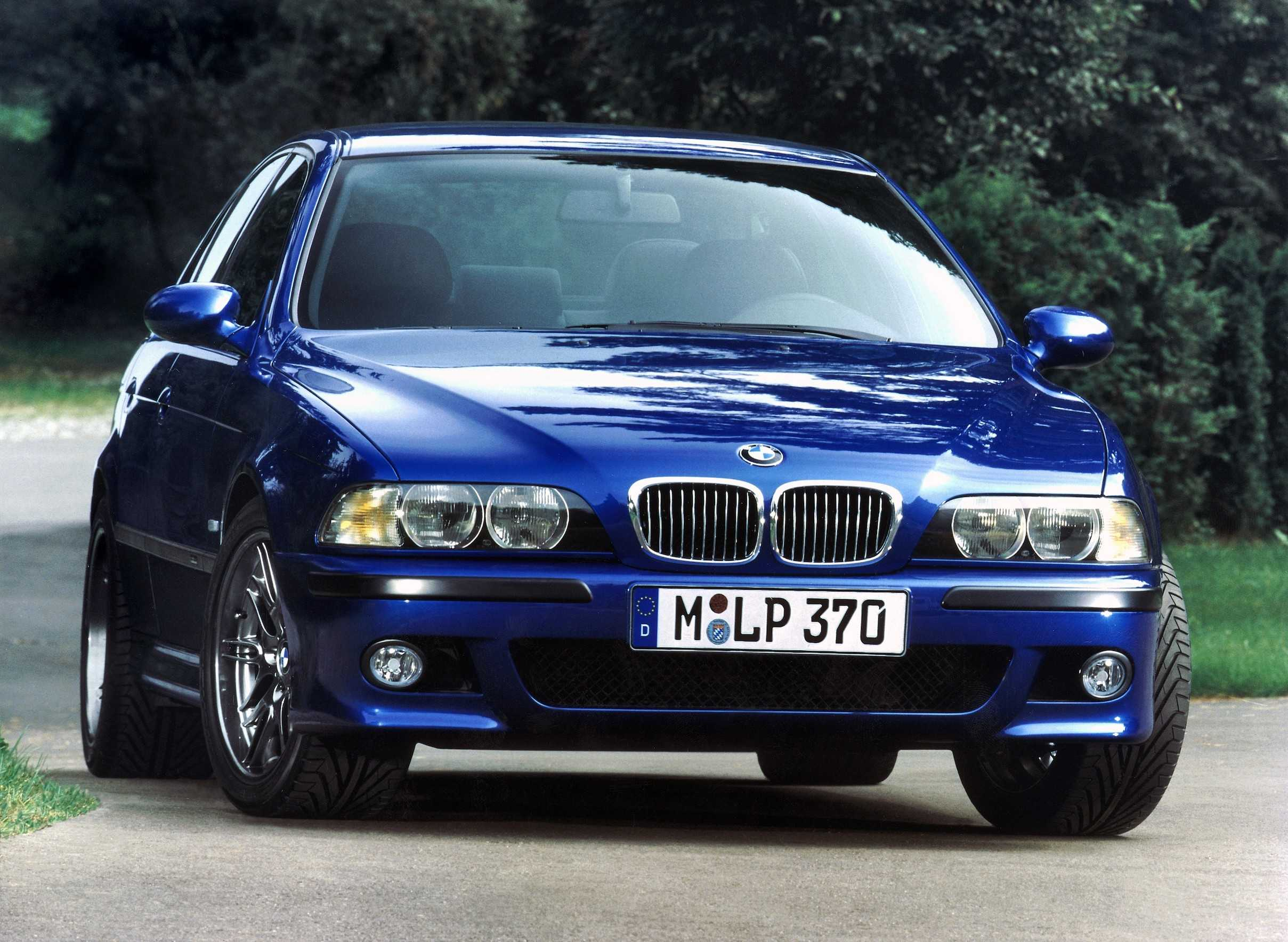 Bmw E39 M5 Oem Paint Color Options Bimmertips Com