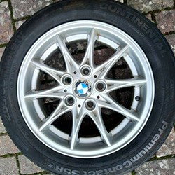 BMW Wheel Style Number 104
