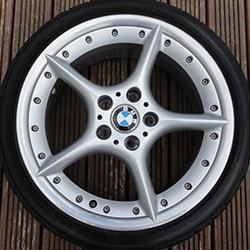 BMW Wheel Style Number 108