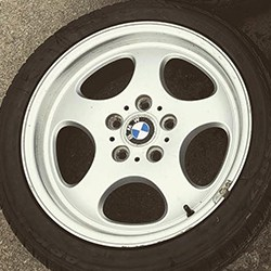 BMW Wheel Style Number 109