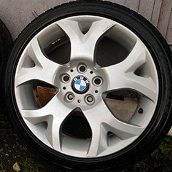 BMW Wheel Style Number 114