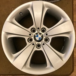 BMW Wheel Style Number 117